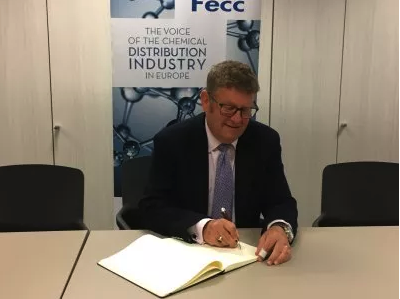 European chemical distributors (Fecc) join Circular Plastics Alliance