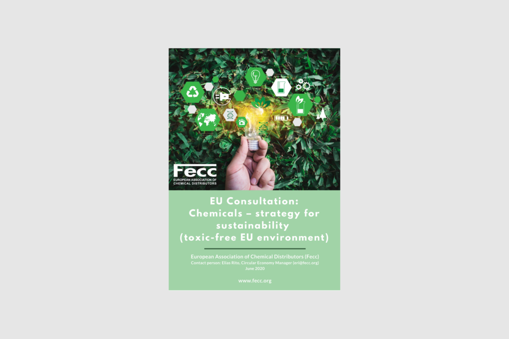 EU Consultation: Chemicals – strategy for sustainability
