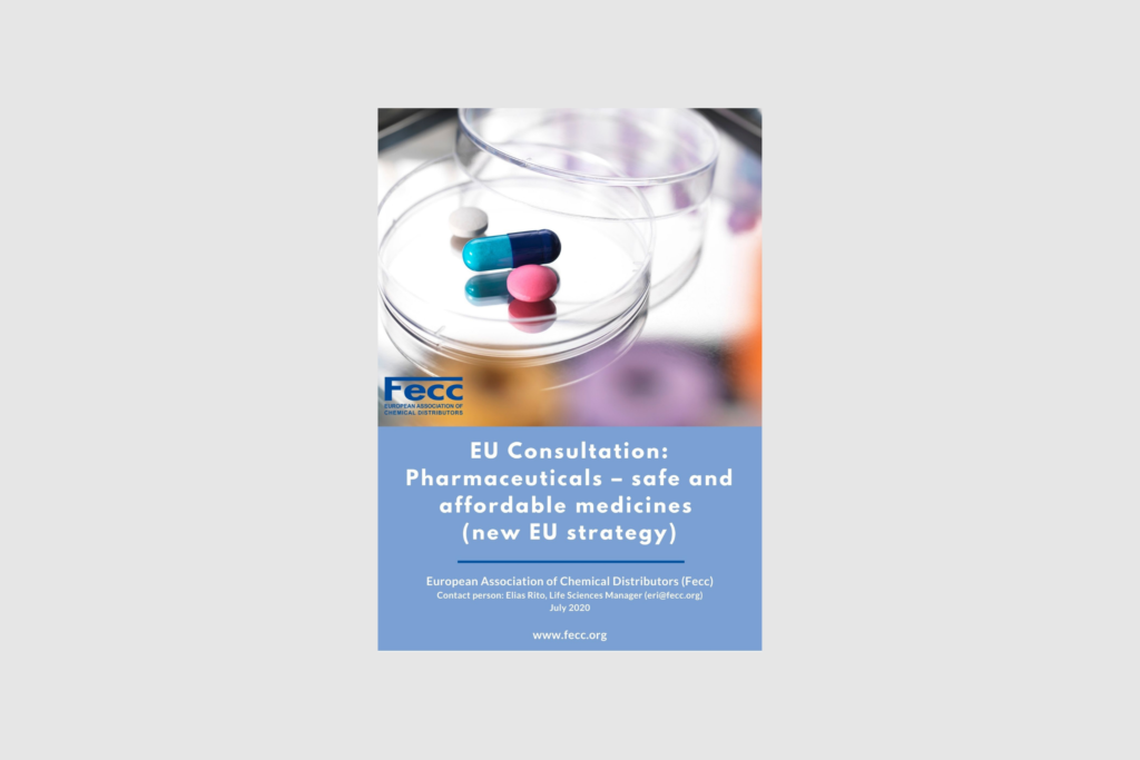 EU Consultation: Pharmaceuticals – safe and affordable medicines
