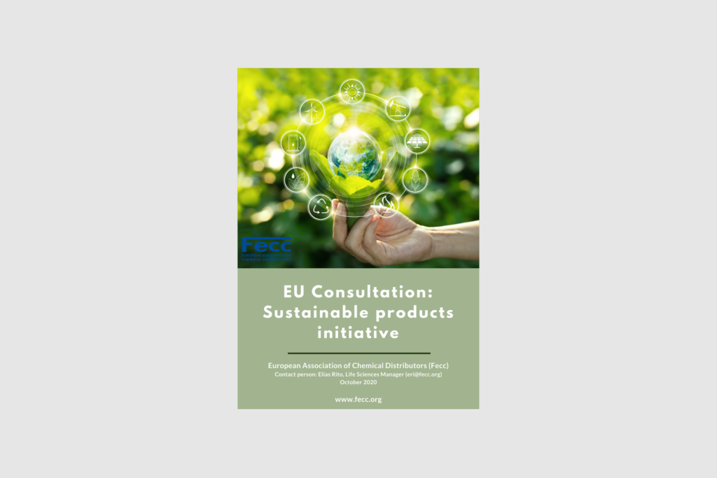 EU Consultation: Sustainable products initiative