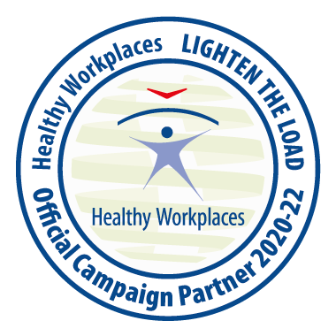 Fecc is official partner of the EU-OSHA 2020-22 Campaign Healthy Workplaces Lighten the Load