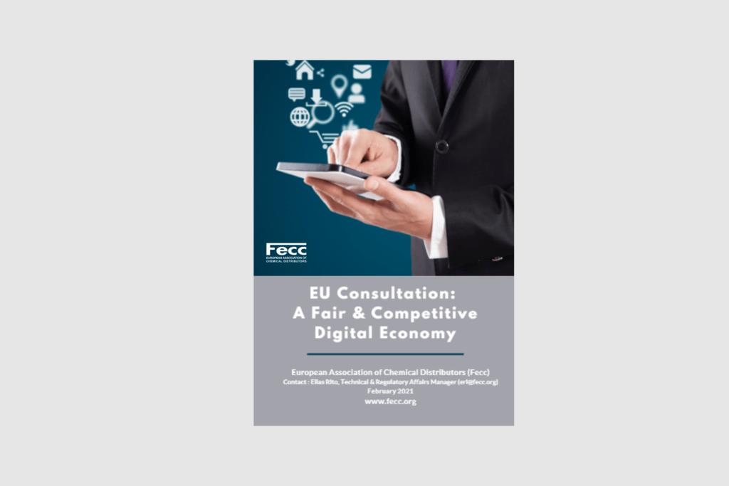 EU Consultation: A Fair & Competitive Digital Economy
