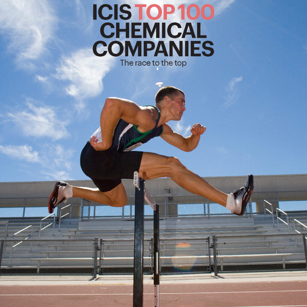 ICIS Top 100 Chemical Companies
